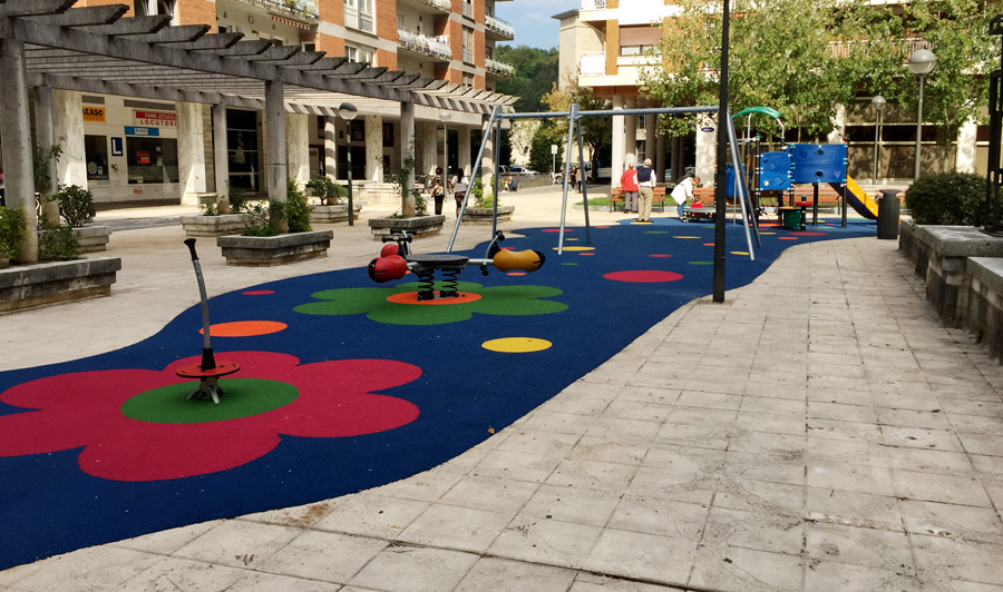 Reurbanizacion plazas mercaderes